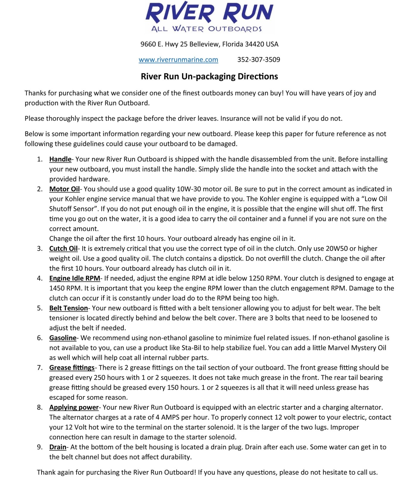 river-run-instruction-sheet