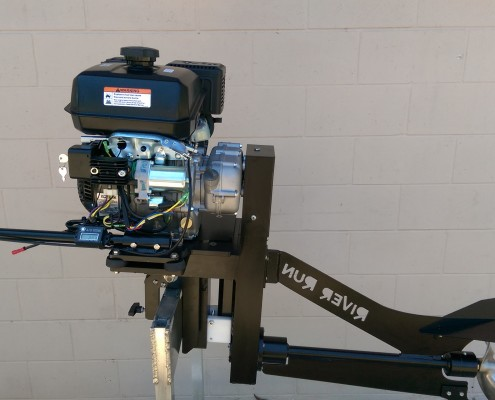 9 5 Hp Surface Drive Outboard Mud Motor